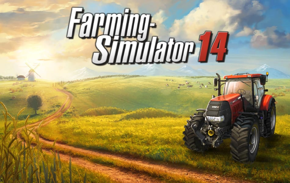 Farming Simulator 14 na Windows 10