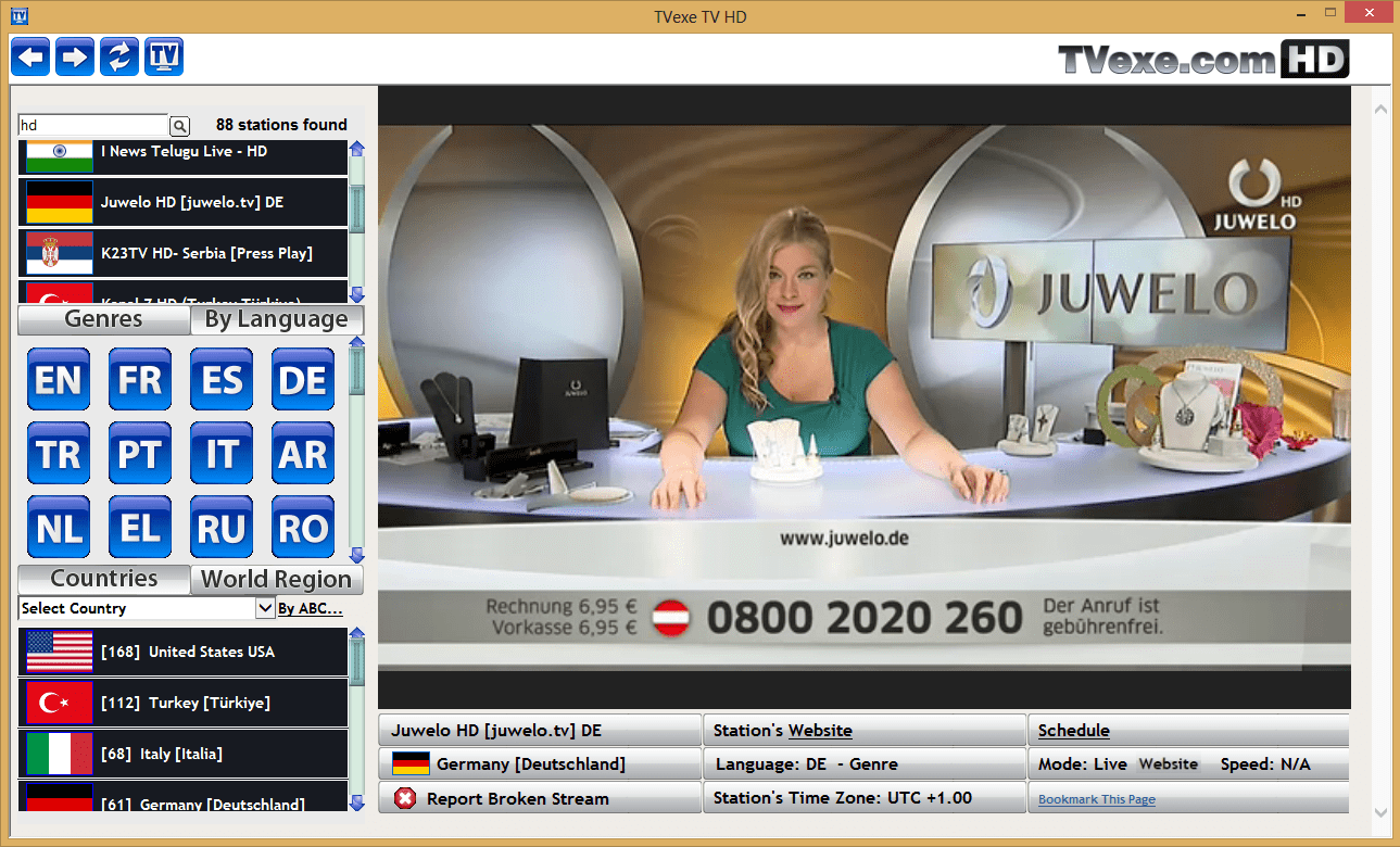 SOFTWARE TÉLÉCHARGER PROCAST WEBTV