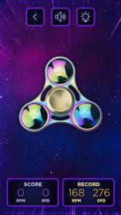 Spinner Twist Simulator