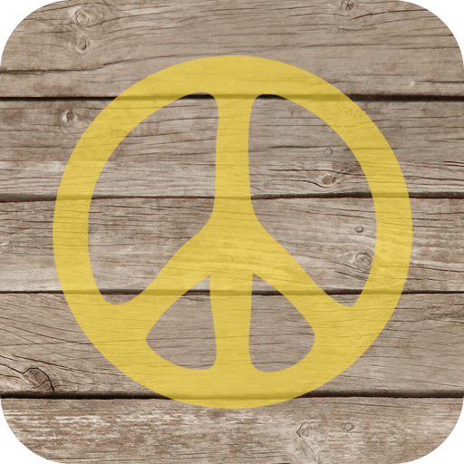 Peace Signs Live Wallpaper 2.1