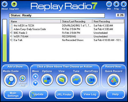 Reply Radio