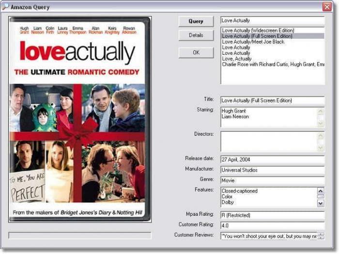 Auto DVD Labeler