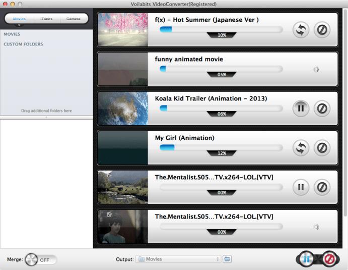 Voilabits VideoConverter