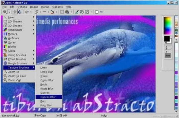 Jansfreeware Painter