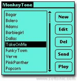 MonkeyTone Demo