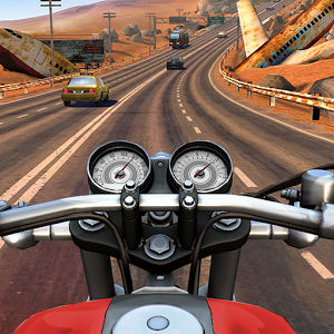 Moto Rider GO: Highway Traffic varies-with-device