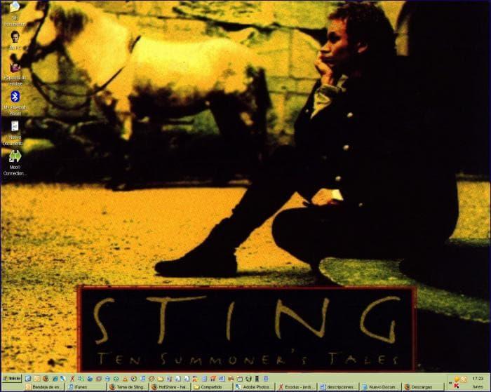 Temas de Sting