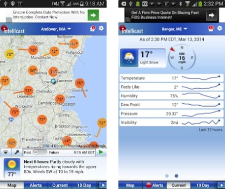 Weatherbug For Android Download