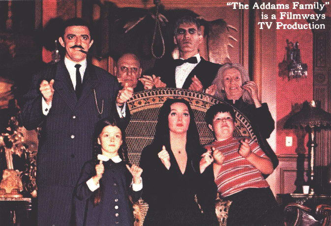 Tema de la Familia Addams