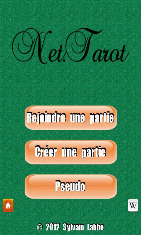 Net.Tarot