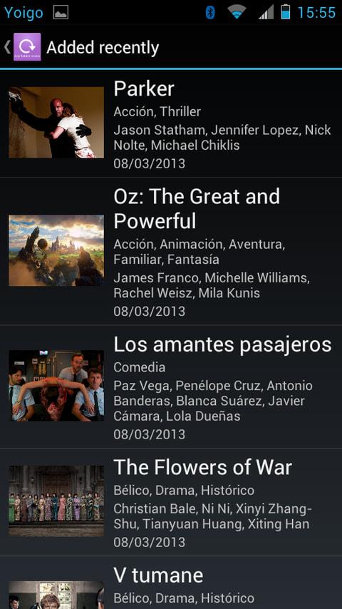 App Rotator movies