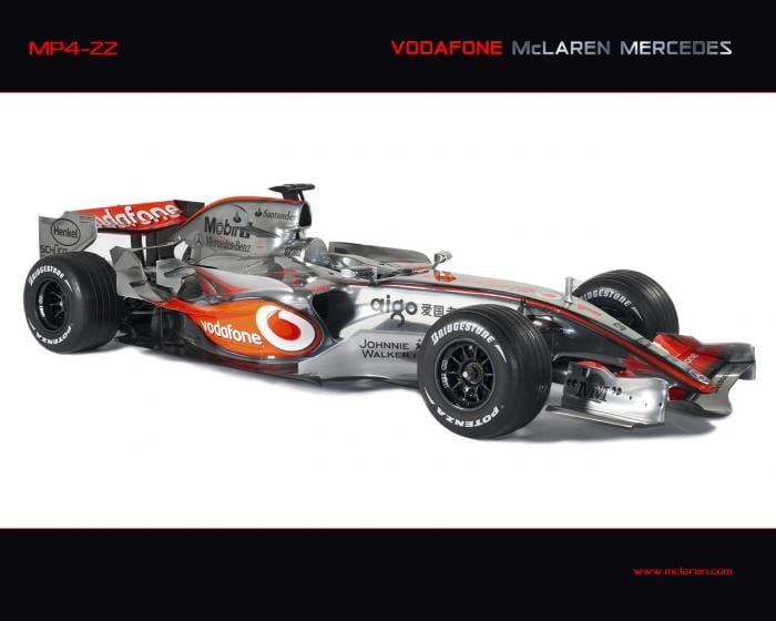 McLaren MP4-22