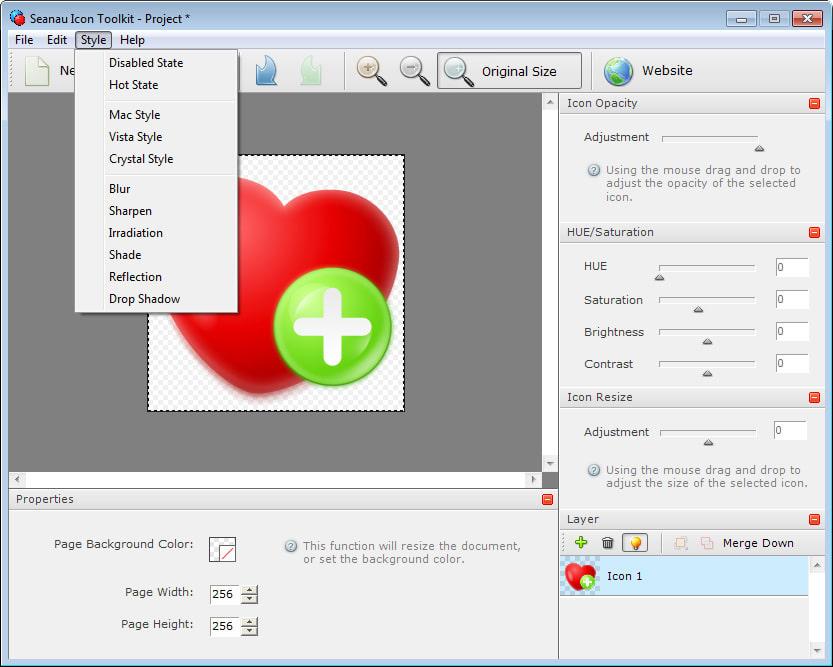 Icon Tool Kit