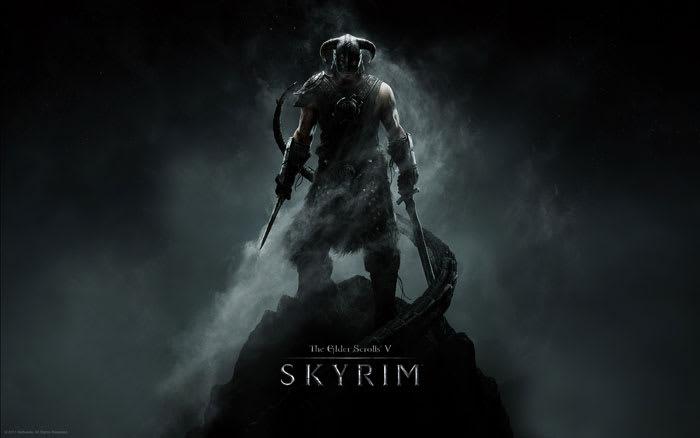 Skyrim Wallpaper Dragonborn
