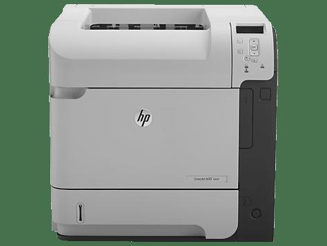 HP LaserJet Enterprise 600 Printer M601 series drivers