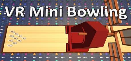VR Mini Bowling
