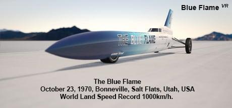 Blue Flame VR