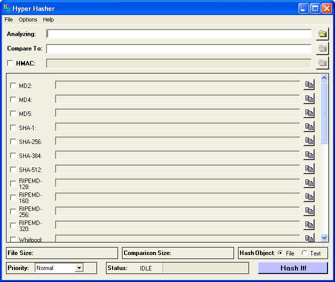 Hyper Hasher