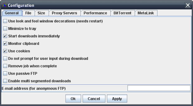 retriever download manager download
