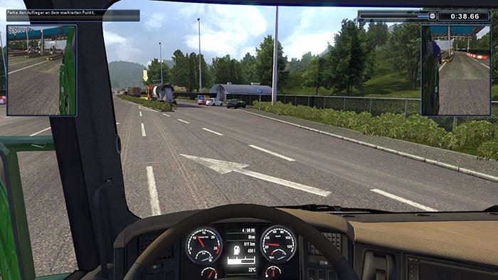 TRUCKS & TRAILERS - Incorporación a la autopista