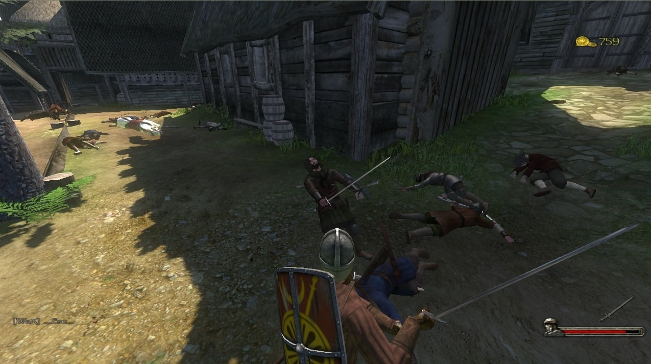 Dueling blades скачать на пк
