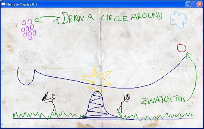 Numpty Physics