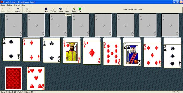 Pretty Good Solitaire
