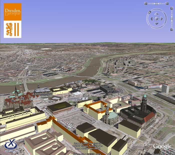 Dresden 3D Plug-In