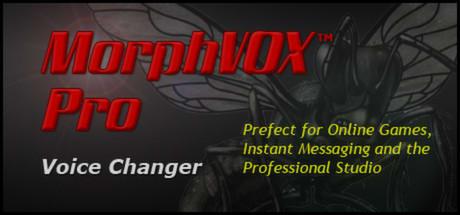 MorphVOX Pro - Voice Changer