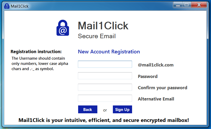 Mail1Click