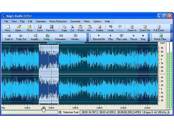 Magic Audio Editor Pro