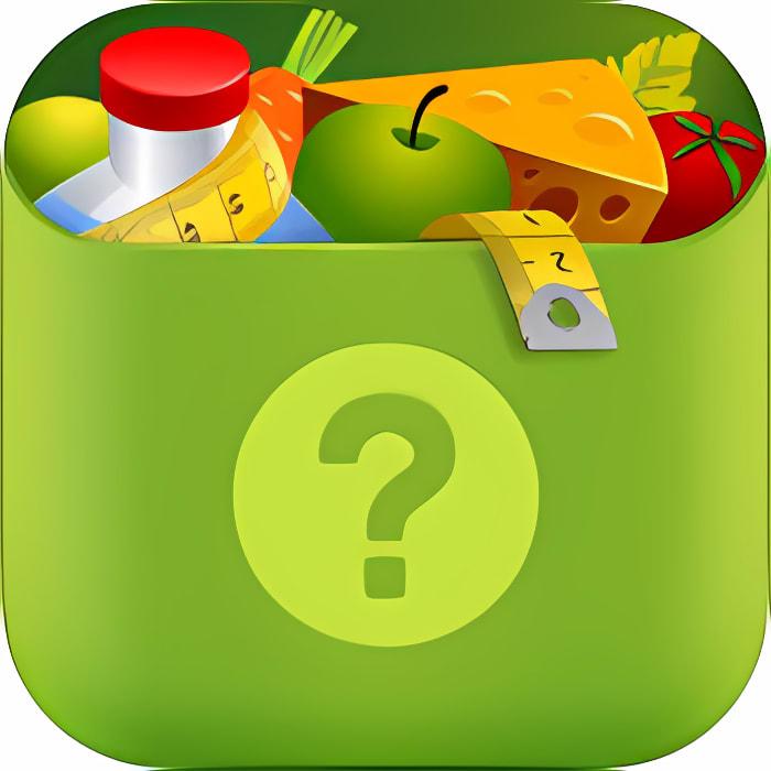 栄養管理クイズ 食事やダイエットに関するウソとホント600問 1.1.1