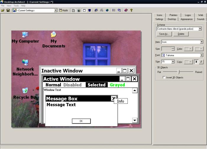 Desktop Architect