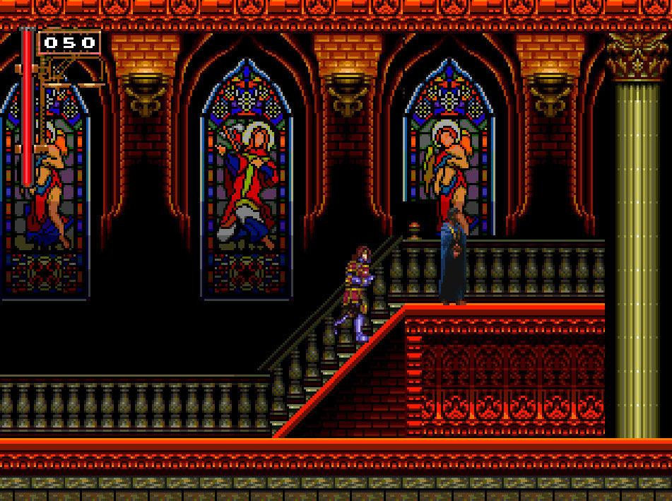 Castlevania II: Simon's Quest Revamped