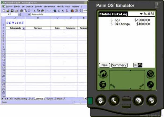 AutoLog Extractor for Excel