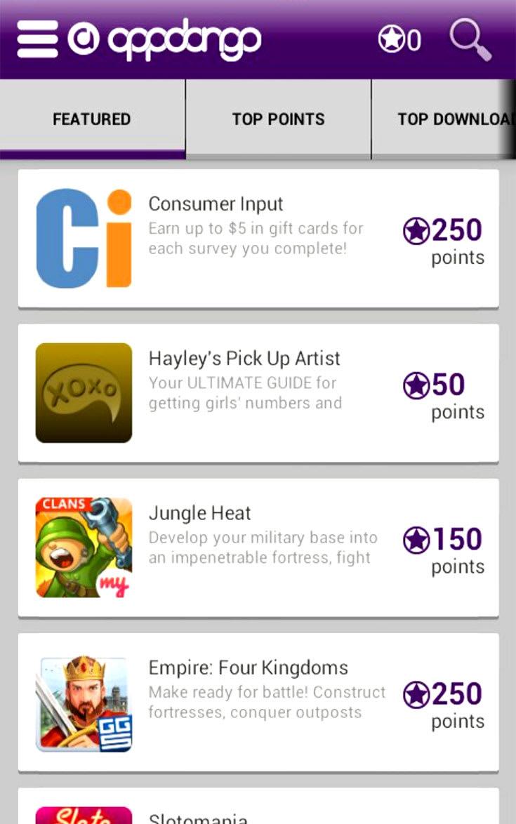 Appdango: Get Rewarded