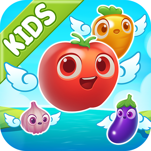 Popping fruit balloon for kids