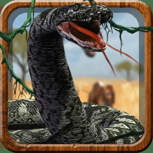 Wild Snake Survival 3D