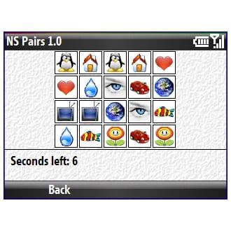 NS Pairs