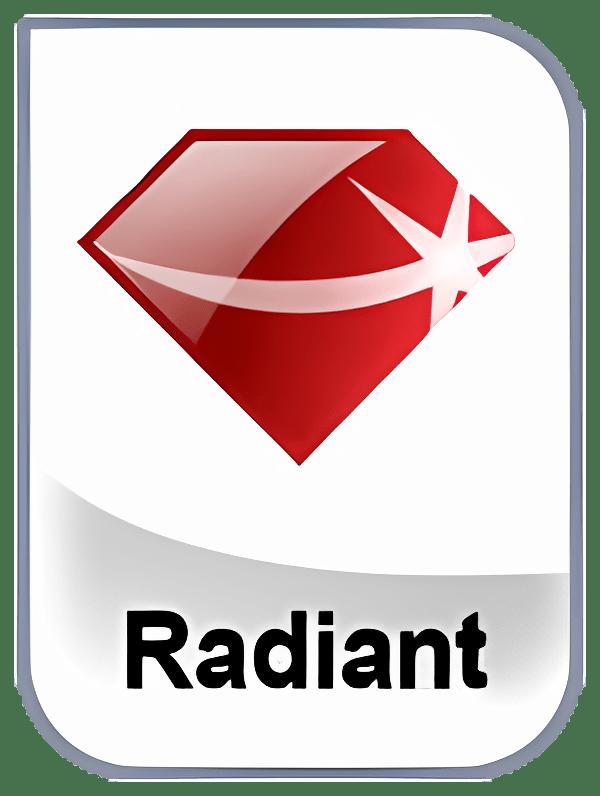 BitNami Radiant Stack