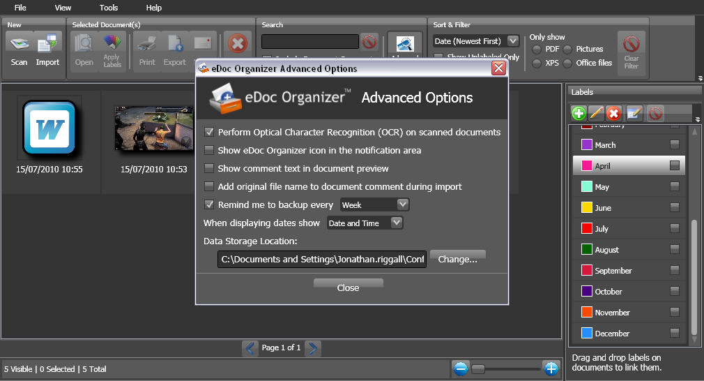 office organizer software. pros office organizer software a