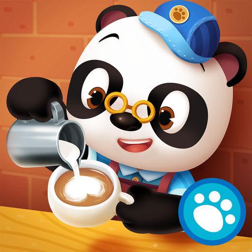 Dr. Panda Cafe 1.0