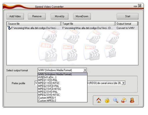 Speed Video Converter
