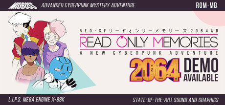 Read Only Memories 2016