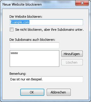 Any Weblock