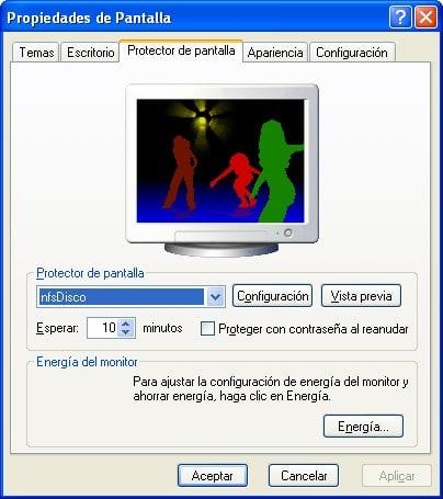 NFS Disco