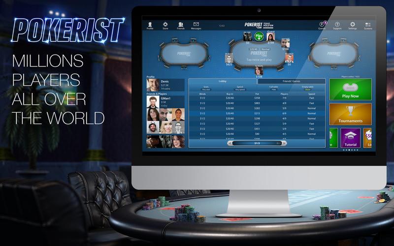 Texas Poker - Pokerist