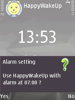 HappyWakeUp