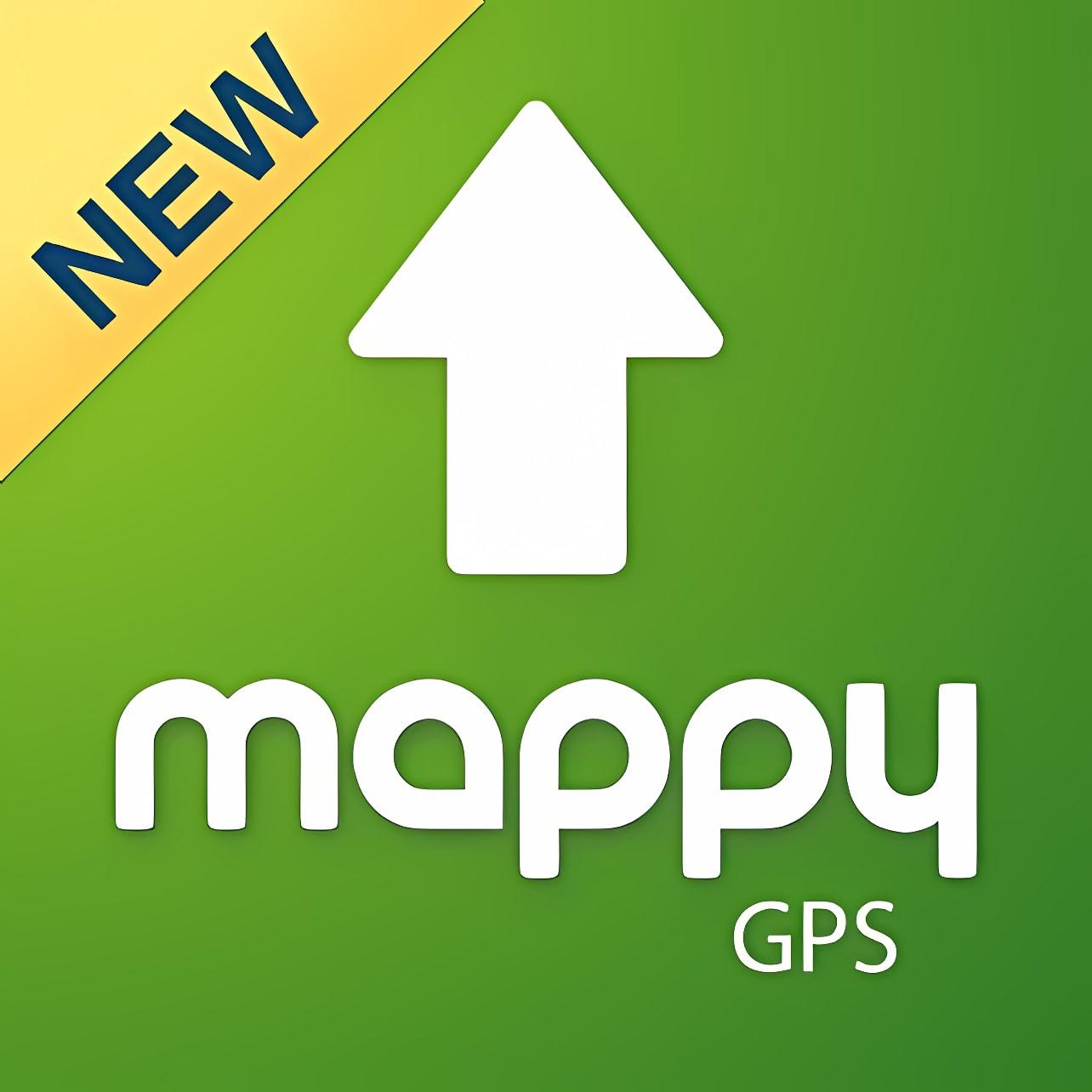 Mappy GPS Free  3.1