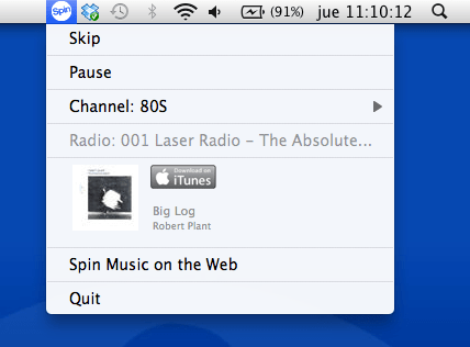 Spin Music